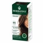 HERBATINT 4N CHATAIN   teinture capillaire sans ammoniaque enrichie aux extraits végétaux