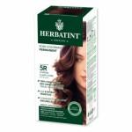 HERBATINT 5R CHATAIN CLAIR CUIVRE teinture capillaire sans ammoniaque enrichie aux extraits végétaux