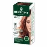 HERBATINT 7R BLOND CUIVRE teinture capillaire sans ammoniaque enrichie aux extraits végétaux