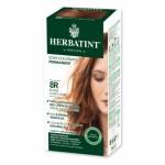 HERBATINT 8R BLOND CLAIR CUIVRE teinture capillaire sans ammoniaque enrichie aux extraits végétaux