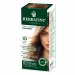 HERBATINT 7D BLOND DORE teinture capillaire sans ammoniaque enrichie aux extraits végétaux