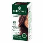 HERBATINT 4M CHATAIN ACAJOU teinture capillaire sans ammoniaque enrichie aux extraits végétaux