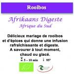 ROOIBOS Afrikaans Digeste Afrique du Sud
