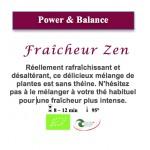 Power & Balance Fraîcheur Zen
