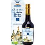 Elixir CIRCULATION, DIGESTION, BIEN ÊTRE Bio Biofloral 375 ml
