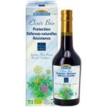 Elixir DEFENSES NATURELLES, PROTECTION, RESISTANCE Bio Biofloral 375 ml