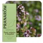 Thym Vulgaire à Thujanol- Thymus vulgaris- ct thujanol (ct4) Pranarôm Huile Essentielle 5ml