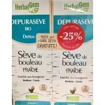 Dépurasève Bio (Séve de bouleau) 500 ML - Herbalgem