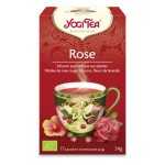 YOGI TEA ROSE Léger, aromatique, envoûtant.