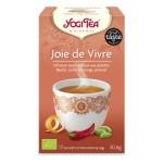 YOGI TEA JOIE DE VIVRE Valorisant, stimulant, inspirant.