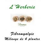 Fibromyalgie mélange de 4 Plantes 100 gr