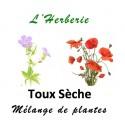 Toux Sèche Mélange de Plantes 100 gr