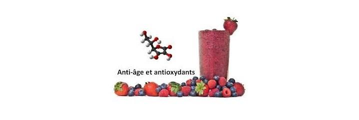 Vieillissement - Antioxydant