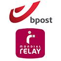BPOST MONDIAL RELAY