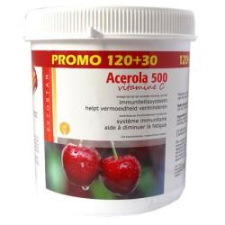Fytostar Acerola 500 Comprimés A Croquer 150 Comprimés