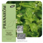 HE Basilic Exotique Bio - 10ml - Pranarom