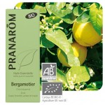 HE bERGAMOTIER (Citrus bergamia) Zeste Bio 10ml Pranarom