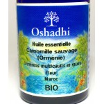 He Camomille sauvage (Orménie) (Ormensis multicaulis et mixta) 5ml Oshadhi