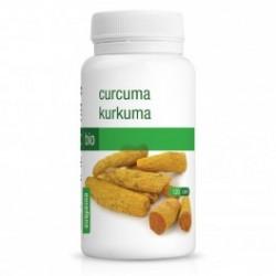 Curcuma Bio - 120 gélules PURASANA