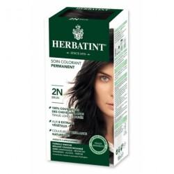 HERBATINT 2N BRUN  teinture capillaire sans ammoniaque enrichie aux extraits végétaux
