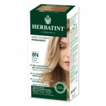 HERBATINT 8N BLOND CLAIR teinture capillaire sans ammoniaque enrichie aux extraits végétaux
