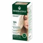 HERBATINT 10N BLOND PLATINE teinture capillaire sans ammoniaque enrichie aux extraits végétaux