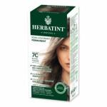 HERBATINT 7C BLOND CENDRE teinture capillaire sans ammoniaque enrichie aux extraits végétaux