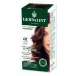 HERBATINT 4R CHATAIN CUIVRE teinture capillaire sans ammoniaque enrichie aux extraits végétaux