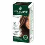 HERBATINT 5D CHATAIN CLAIR teinture capillaire sans ammoniaque enrichie aux extraits végétaux