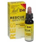 RESCUE GOUTTES KIDS SANS ALCOOL FLEURS DE BACH ORIGINAL GOUTTES 10ML