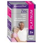 ZINC  PLATINUM MANNAVITAL