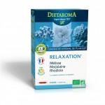 RELAXATION DIETAROMA C.I.P. MELISSE MARJOLAINE RHODIOLA
