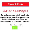 Tisane de Fruits Baies Sauvages