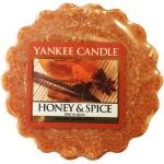 Tartelette Honey & spice Yankee Candle
