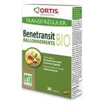 BENETRANSIT BIO BALLONNEMENTS 30 COMPRIMES ORTIS
