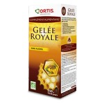 GELEE ROYAL SANS ALCOOL BIO 250 ML ORTIS