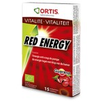 RED ENERGY BIO 15 COMPRIMES ORTIS