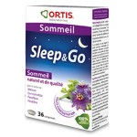 SLEEP & GO SOMMEIL NATUREL 36 COMPRIMES  ORTIS