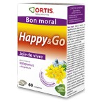 HAPPY & GO JOIE DE VIVRE 60 COMPRIMES ORTIS