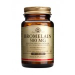 BROMELAIN 500 mg Ananas 30 Comprimés Solgar