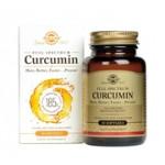 CURCUMIN FULL SPECTRUM 30 Gélules CURCUMA SOLGAR