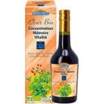 Elixir d'Orient CONCENTRATION, MEMOIRE, VITALITE Bio Biofloral 375 ml