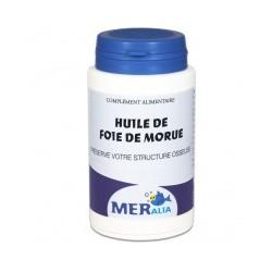 HUILE DE FOIE DE MORUE 90 CAPSULES MOLLES