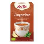 YOGI TEA GINGEMBRE Fruité, épicé, stimulant