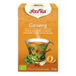 YOGI TEA GINSENG Actif, stimulant, renforçant.