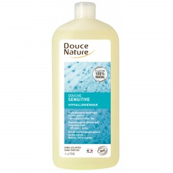 Douche Sensitive Hypoallergénique 1L DOUCE NATURE