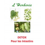 Detox Tisane pour les intestins 100 gr