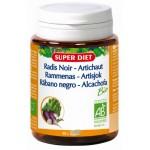 Radis noir – Artichaut Bio (Comprimés)