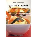 Cuisine et santé de Brigitte Wattiez-Fichaux