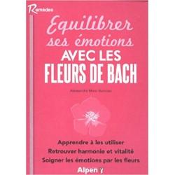 Equilibrer ses émotions avec les Fleurs de Bach